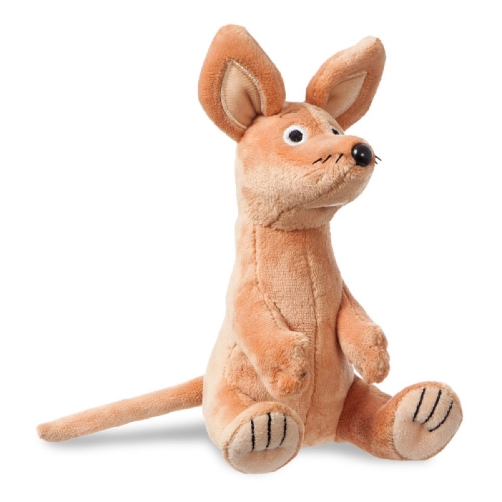 Moomins: Sniff Dog 6.5 Inch soft toy | LeVida Toys