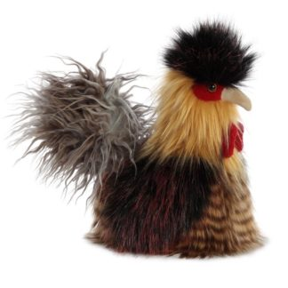 Aurora Luxe Boutique: Jacques Cockerel 11 Inch soft Toy | LeVida Toys
