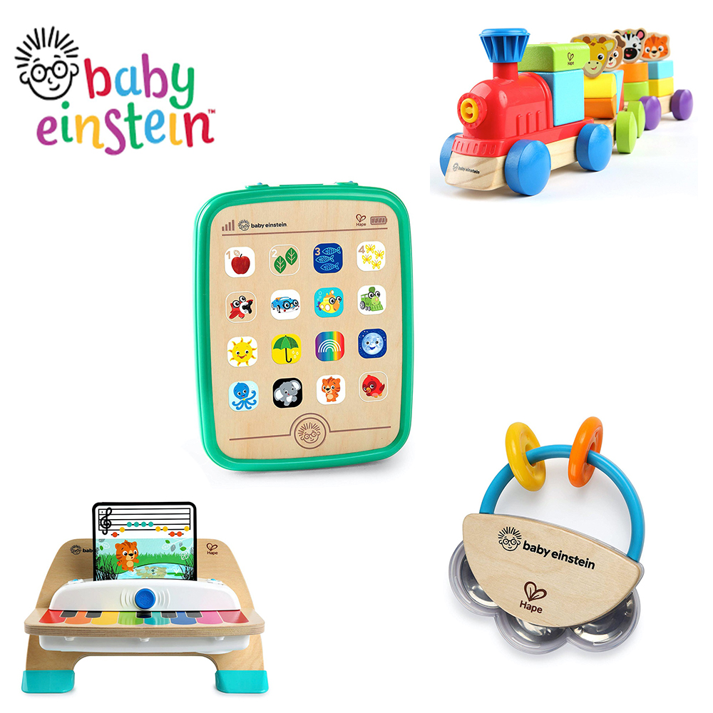 Baby Einstein from Hape
