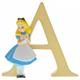 """A"" Alice in Wonderland - Disney Letter 