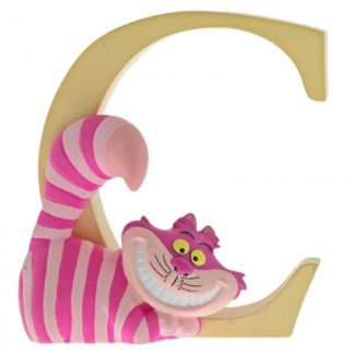"""C"" - Cheshire Cat - Disney Letter | LeVida Toys"