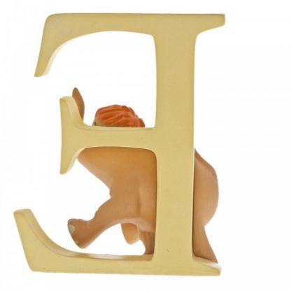"""E"" - Baby Elephant - Disney Letter | LeVida Toys"