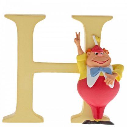 """H"" - Tweedle Dee - Disney Letter | LeVida Toys"