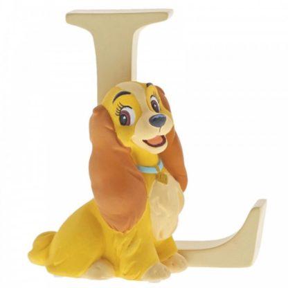 """L"" - Lady - Disney Letter | LeVida Toys"