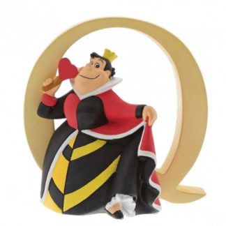"""Q"" - Queen of Hearts - Disney Letter 
