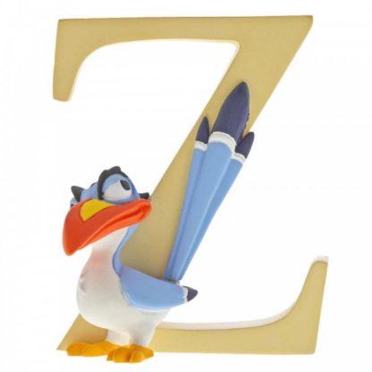 """Z"" - Zazu - Disney Letter   LeVida Toys"