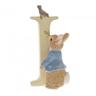 """I"" Peter Rabbit - Peter Rabbit Letter | LeVida Toys"