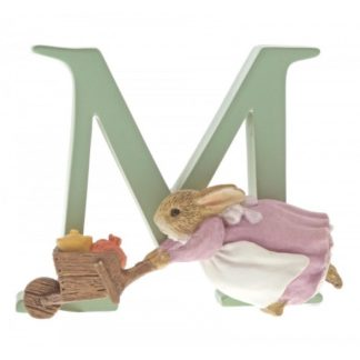 """M"" Cecily Parsley - Peter Rabbit Letter 