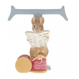 """T"" The Tailor of Gloucester - Peter Rabbit Letter 