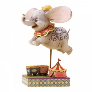 Disney Traditions: Faith in Flight (Dumbo Figurine) | LeVida Toys