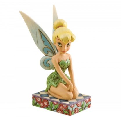 Disney Traditions: A Pixie Delight (Tinker Bell Figurine) | LeVida Toys