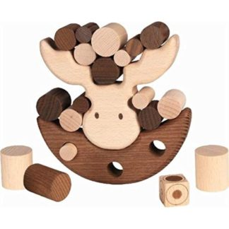 Goki Nature Moose Balancing Game | LeVida Toys