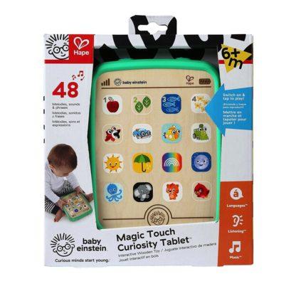 Baby Einstein Magic Touch Curiosity Tablet by Hape | LeVida Toys