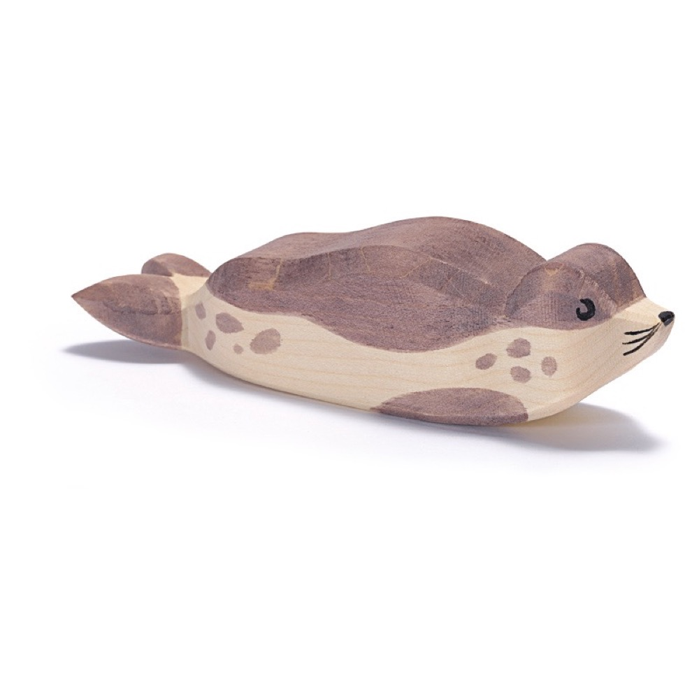 Sea Lion, resting figure (Ostheimer 2253) | LeVida Toys