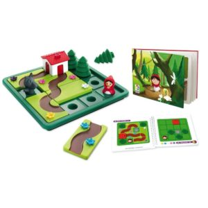 Smart Games Little Red Riding Hood | LeVida Toys