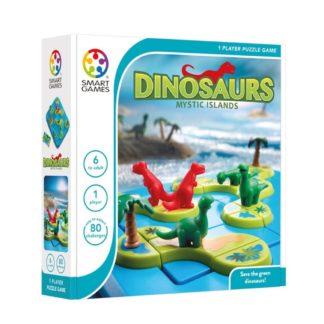 Smart Games Dinosaurs Mystic Islands | LeVida Toys