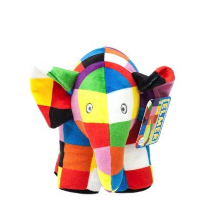 Rainbow Designs: Elmer soft toy (20cm) | LeVida Toys