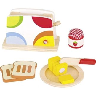 Goki: Toaster - Play Kitchen Set | LeVida Toys