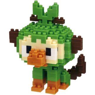 Nanoblock Pokemon: Grookey (NBC-059) | LeVida Toys
