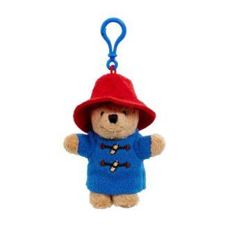 Classic Paddington Bear Key Chain by Rainbow Designs | LeVida Toys