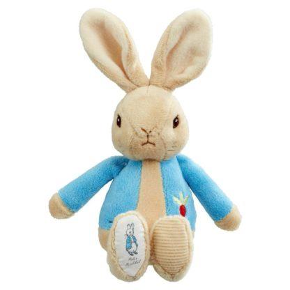 Peter Rabbit Rattle & Comforter Gift Set | LeVida Toys