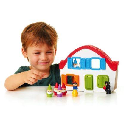 Smart Games Snow White - Pre School Puzzle Game | LeVida Toys