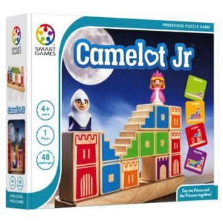 Smart Games: Camelot Jr Pre School Puzzle Game | LeVida Toys