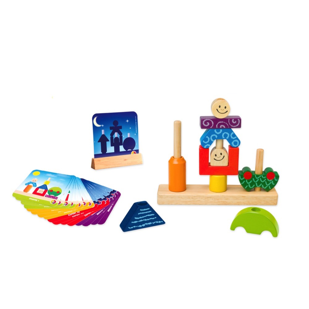 Smart Games Day & Night - Preschool Puzzle Game | LeVida Toys