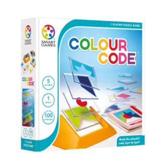 Smart Games Colour Code - Classic Puzzle Game | LeVida Toys