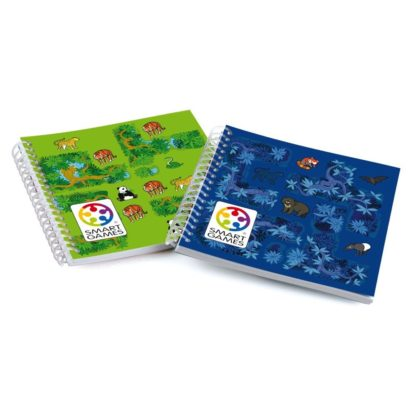 Smart Games Jungle Hide & Seek - Classic Puzzle Game | LeVida Toys