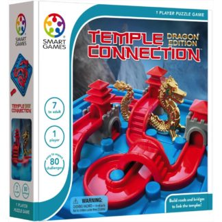 Smart Games Temple Connection - Classic Puzzle Game | LeVida Toys