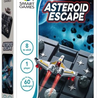 Smart Games Asteroid Escape - Compact Puzzle Game | LeVida Toys