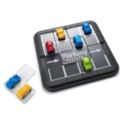Smart Games Parking Puzzler - Compact Puzzle Game   LeVida Toys