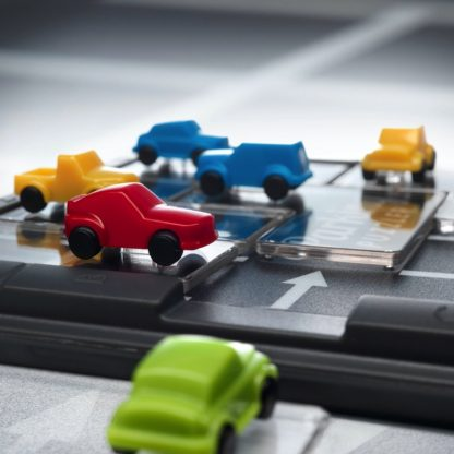 Smart Games Parking Puzzler - Compact Puzzle Game | LeVida Toys