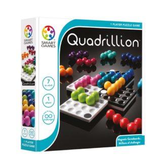 Smart Games Quadrillion - Classic Puzzle Game | LeVida Toys