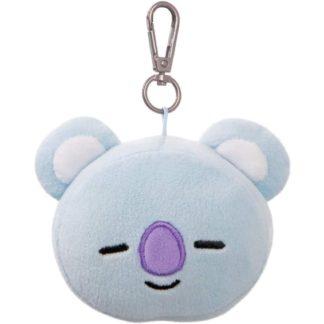 BT21 KOYA Head Keychain | LeVida Toys