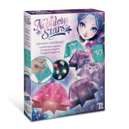 Origami Lanterns (Nebulous Stars 11020)   LeVida Toys