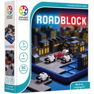 Smart Games Roadblock - Classic Puzzle Game | LeVida Toys