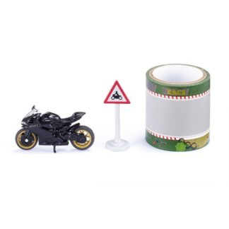 Siku Ducati Panigale 1299 Miniature Die Cast with Tape | LeVida Toys
