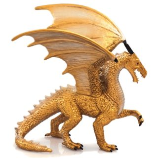 Mojo Animal Planet™ Golden Dragon
