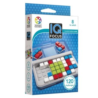 Smart Games IQ Focus - Pocket Puzzle Game | LeVida Toys