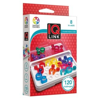 Smart Games IQ Link - Pocket Puzzle Game | LeVida Toys