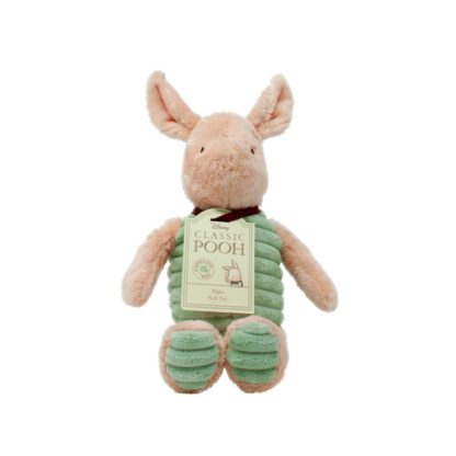 Hundred Acre Wood Piglet Soft Toy | LeVida Toys