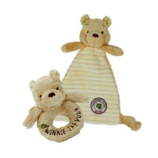 Hundred Acre Wood Winnie the Pooh Gift Set   LeVida Toys