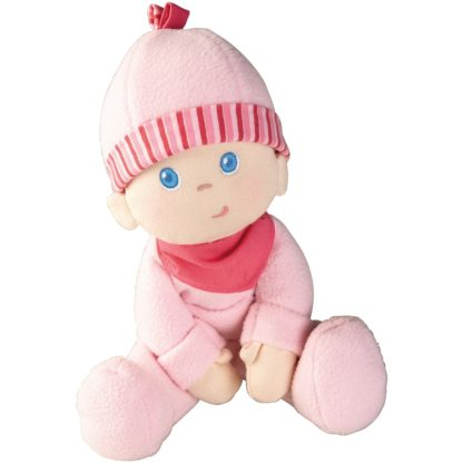 Fabric Luisa Snup-Up Doll by Haba (002618) | LeVida Toys