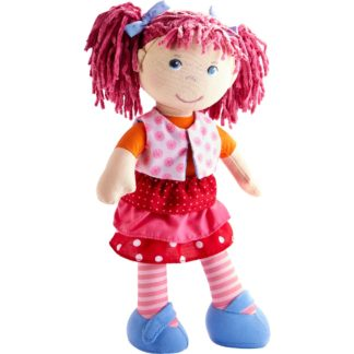 Fabric Lilli-Lou Doll by Haba (302842) | LeVida Toys