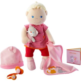 Fabric Jule Baby Doll by Haba (303724) | LeVida Toys