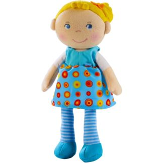 Fabric Edda Snug-Up Doll by Haba (303731) | LeVida Toys