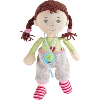Fabric Julika Comfort Doll by Haba (304578) | LeVida Toys
