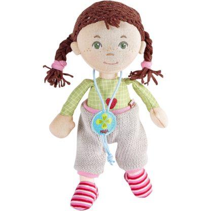 Fabric Julika Comfort Doll by Haba (304578) | LeVida Toys